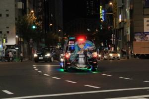 Anime van, Akihabara