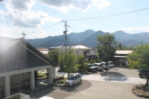 Workshop location (Nagano Pref)